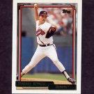 1992 Topps Gold Baseball #631 Armando Reynoso RC - Atlanta Braves