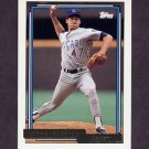 1992 Topps Gold Baseball #229 Shawn Boskie - Chicago Cubs
