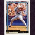 1992 Topps Gold Baseball #175 Orel Hershiser - Los Angeles Dodgers
