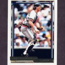 1992 Topps Gold Baseball #167 Andy Allanson - Detroit Tigers