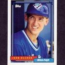 1992 Topps Baseball #777 John Olerud - Toronto Blue Jays