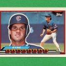 1989 Topps BIG Baseball #212 Ryne Sandberg - Chicago Cubs