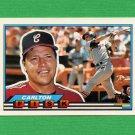 1989 Topps BIG Baseball #024 Carlton Fisk - Chicago White Sox