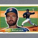 1988 Topps BIG Baseball #180 Bert Blyleven - Minnesota Twins