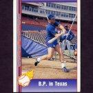 1991 Pacific Ryan Texas Express I Baseball #084 Nolan Ryan - Texas Rangers