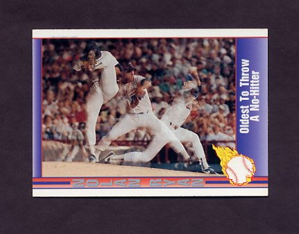 1991 Pacific Ryan Texas Express I Baseball #065 Nolan Ryan - Texas Rangers