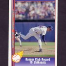1991 Pacific Ryan Texas Express I Baseball #062 Nolan Ryan - Texas Rangers