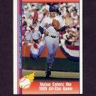 1991 Pacific Ryan Texas Express I Baseball #057 Nolan Ryan - Texas Rangers