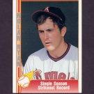1991 Pacific Ryan Texas Express I Baseball #027 Nolan Ryan - California Angels
