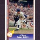 1991 Pacific Ryan Texas Express I Baseball #013 Nolan Ryan - New York Mets
