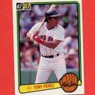 1983 Donruss Baseball #578 Tony Perez - Boston Red Sox