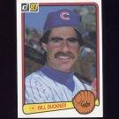 1983 Donruss Baseball #099 Bill Buckner - Chicago Cubs