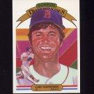 1983 Donruss Baseball #025 Carl Yastrzemski DK - Boston Red Sox