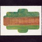 1983 Donruss Baseball Ty Cobb Diamond King Puzzle #34,#35,#36