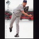 2008 SP Authentic Baseball #100 Curt Schilling - Boston Red Sox