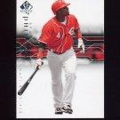 2008 SP Authentic Baseball #079 Brandon Phillips - Cincinnati Reds