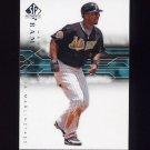2008 SP Authentic Baseball #076 Hanley Ramirez - Florida Marlins