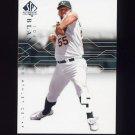 2008 SP Authentic Baseball #029 Joe Blanton - Oakland A's