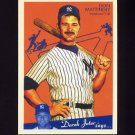 2008 Upper Deck Goudey Baseball #220 Don Mattingly SP - New York Yankees