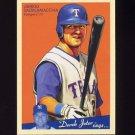 2008 Upper Deck Goudey Baseball #183 Jarrod Saltalamacchia - Texas Rangers