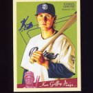 2008 Upper Deck Goudey Baseball #157 Khalil Greene - San Diego Padres