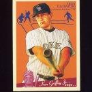 2008 Upper Deck Goudey Baseball #065 Troy Tulowitzki - Colorado Rockies