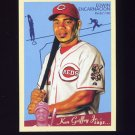 2008 Upper Deck Goudey Baseball #053 Edwin Encarnacion - Cincinnati Reds