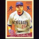 2008 Upper Deck Goudey Baseball #037 Aramis Ramirez - Chicago Cubs