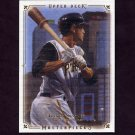2008 UD Masterpieces Baseball #73 Freddy Sanchez - Pittsburgh Pirates