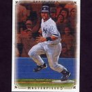 2008 UD Masterpieces Baseball #65 Jorge Posada - New York Yankees