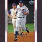 2007 Upper Deck Baseball #1020 Washington Nationals Checklist / Nick Johnson