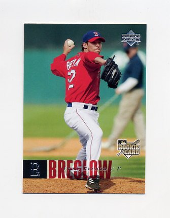 2006 Upper Deck Baseball #1032 Craig Breslow - Boston Red Sox
