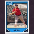 2007 Bowman Prospects Baseball #BP053 Thomas Hottovy - Boston Red Sox