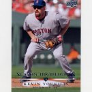 2008 Upper Deck Baseball #745 Kevin Youkilis SH - Boston Red Sox