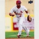 2008 Upper Deck Baseball #657 Cesar Izturis - St. Louis Cardinals