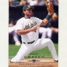 2008 Upper Deck Baseball #597 Eric Chavez - Oakland A's