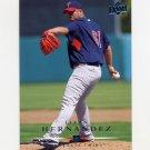 2008 Upper Deck Baseball #560 Livan Hernandez - Minnesota Twins