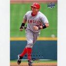 2008 Upper Deck Baseball #534 Reggie Willits - Los Angeles Angels