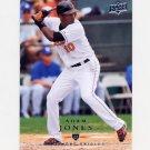 2008 Upper Deck Baseball #420 Adam Jones - Baltimore Orioles