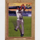 2007 Topps Turkey Red Baseball #093 Carlos Gomez RC - New York Mets