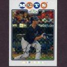 2008 Topps Chrome Baseball X-Fractors #050 John Maine - New York Mets