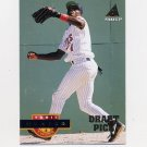 1994 Pinnacle Baseball #267 Torii Hunter RC - Minnesota Twins