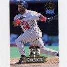 1993 Leaf Baseball Heading for the Hall #09 Kirby Puckett - Minnesota Twins