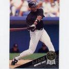 1993 Leaf Baseball #252 Ellis Burks - Chicago White Sox