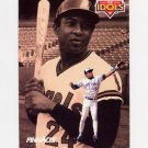 1992 Pinnacle Baseball #586 Roberto Alomar / Sandy Alomar