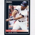 1992 Pinnacle Baseball #175 Wade Boggs - Boston Red Sox