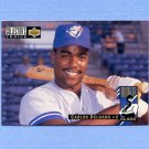 1994 Collector's Choice Baseball #004 Carlos Delgado - Toronto Blue Jays