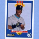 1997 Collector's Choice Baseball #244 Ken Griffey Jr. CL - Seattle Mariners