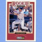 1997 Collector's Choice Baseball #005 Darin Erstad - California Angels