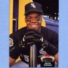 1992 Stadium Club Baseball #301 Frank Thomas - Chicago White Sox